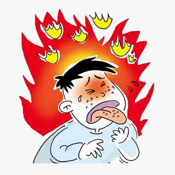 Anger clipart furious. Cartoon characters get angry