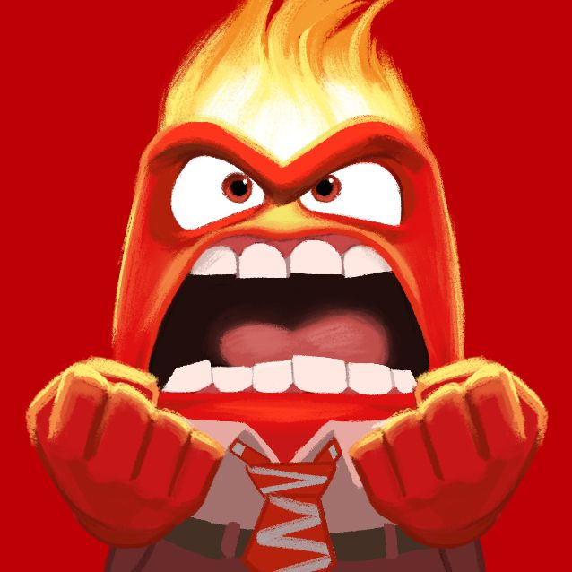 Anger clipart inside out. Clipartuse by frozenspots on