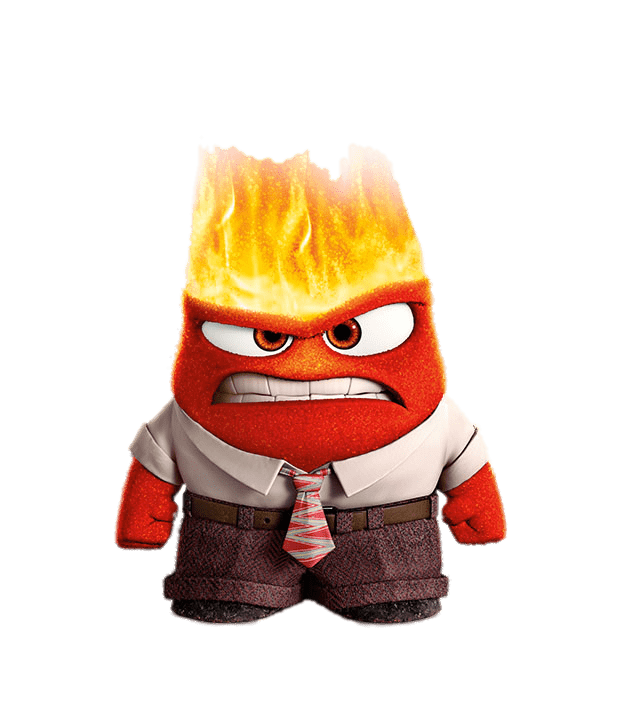 Anger clipart inside out. Fuming transparent png stickpng