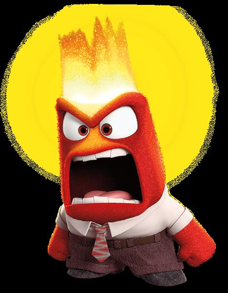 Anger clipart inside out. Transparent png clip art
