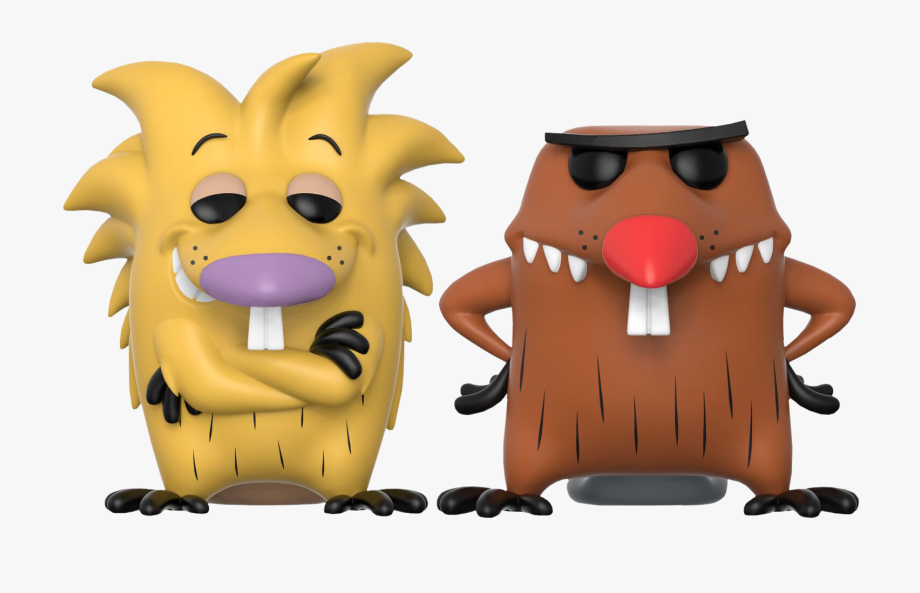 Angry beavers funko pop. Anger clipart irate
