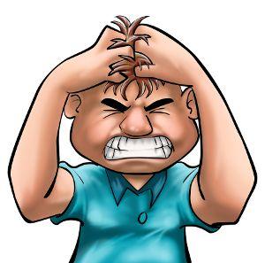 best sabbath school. Anger clipart irritable