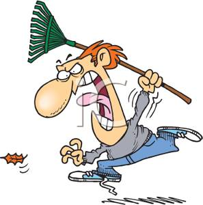 Picture an angry man. Anger clipart mad dad
