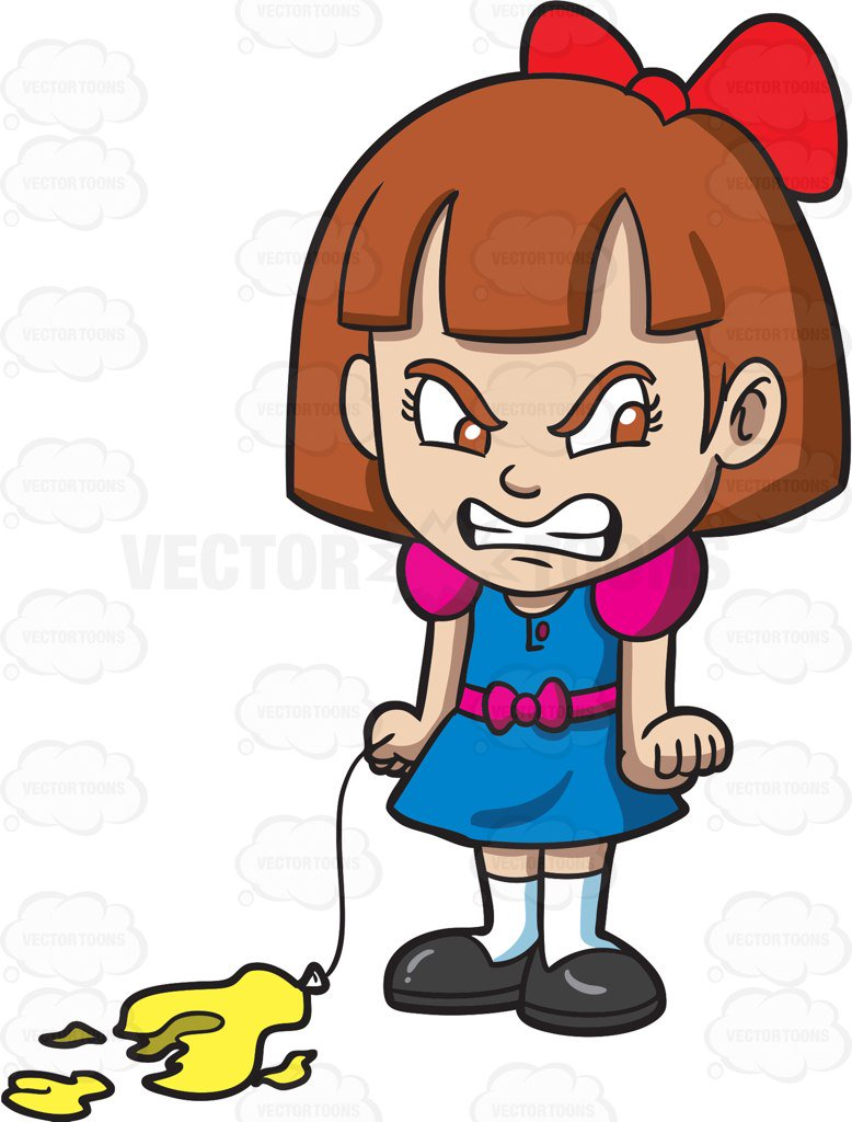 Angry clipart mad.  collection of girl