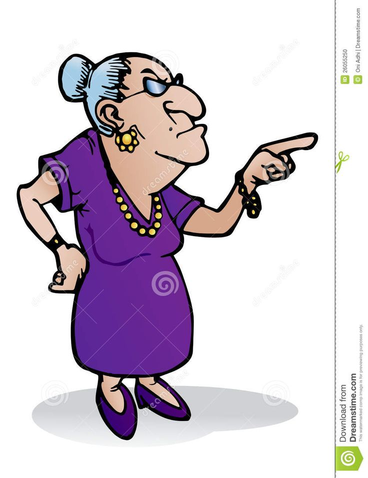 Chair clipart great grandma. Old lady cartoon free