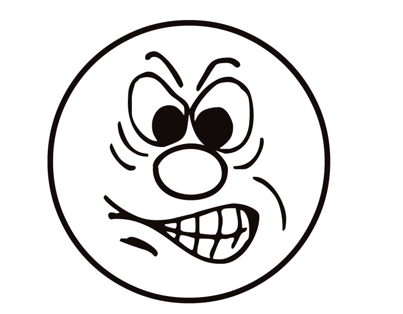 Free angry pics download. Anger clipart printable