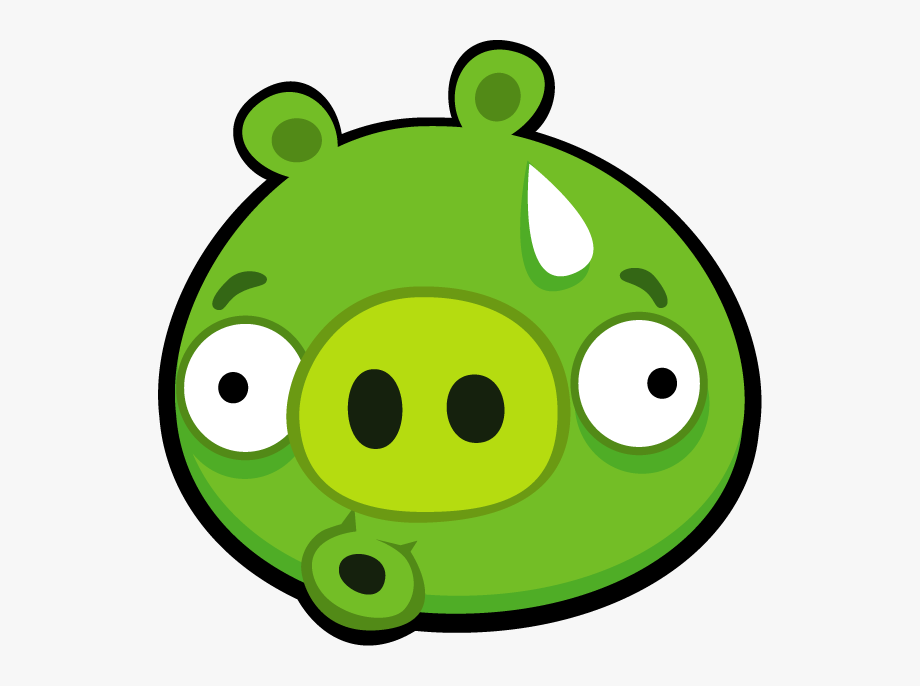 Pig off of angry. Anger clipart sinist