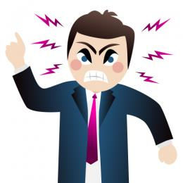 People clip art and. Angry clipart