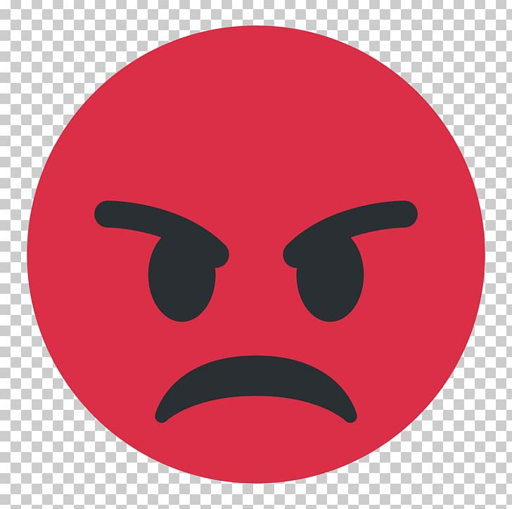 Emoji emoticon smiley face. Angry clipart anger