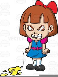 Angry clipart angry child. Children free images at