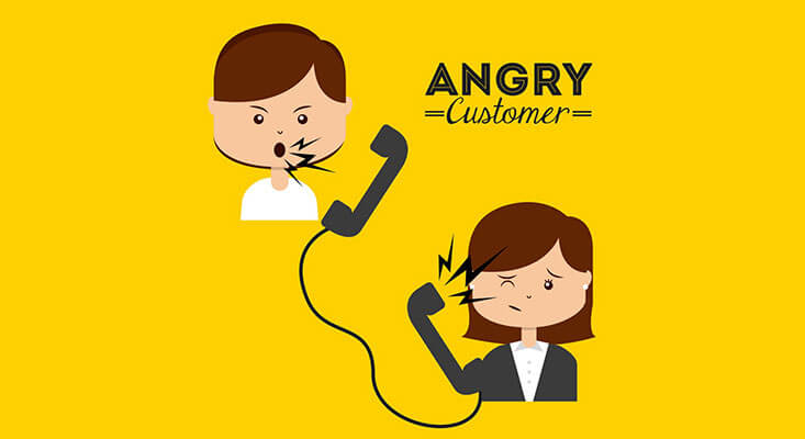Angry clipart angry customer. Why customers are important