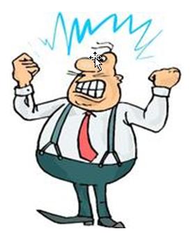 Angry clipart angry customer. Starcircleacademy com llc