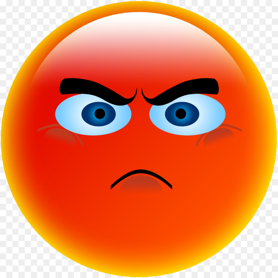 Angry clipart angry emoji. Anger smiley emoticon face