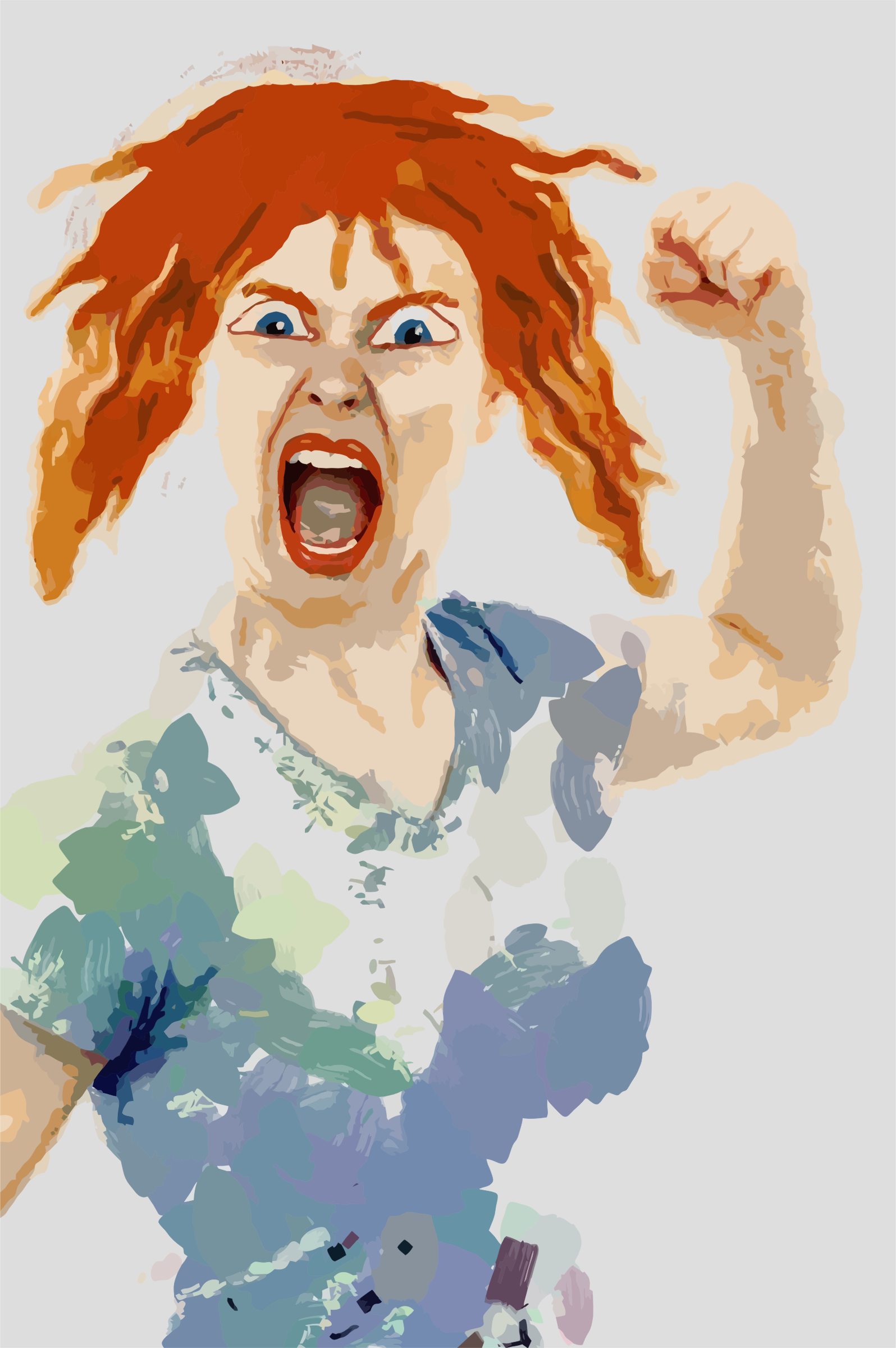 Angry clipart angry lady. Very woman big image