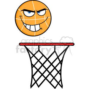 Angry clipart basketball.  cartoon clip art