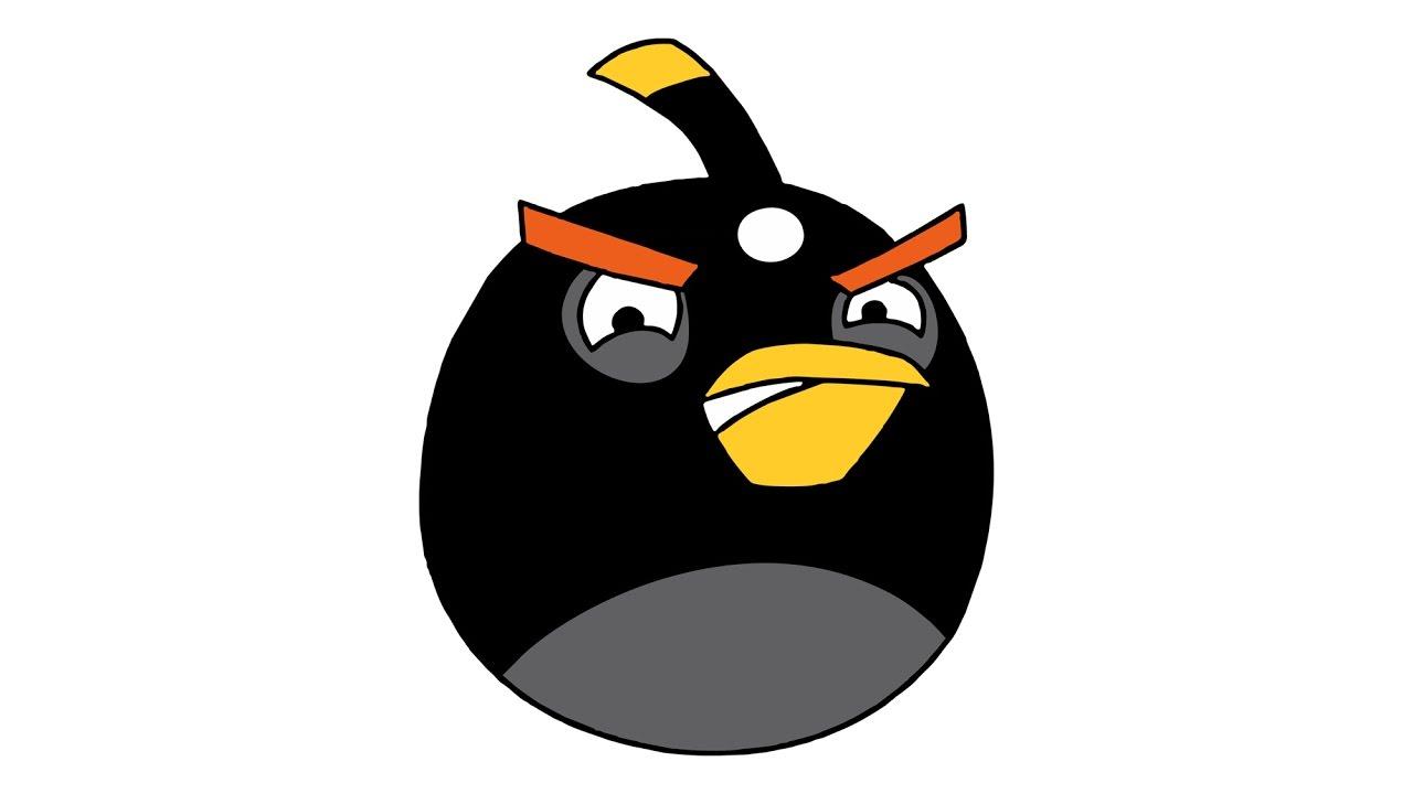 Angry clipart bomb. Como desenhar o p