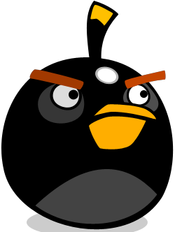 angry clipart bomb