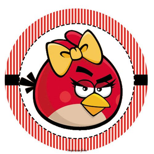 Tag ou toppers para. Angry clipart cupcake