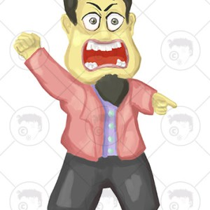 Angry clipart furious. Tag artogami of man
