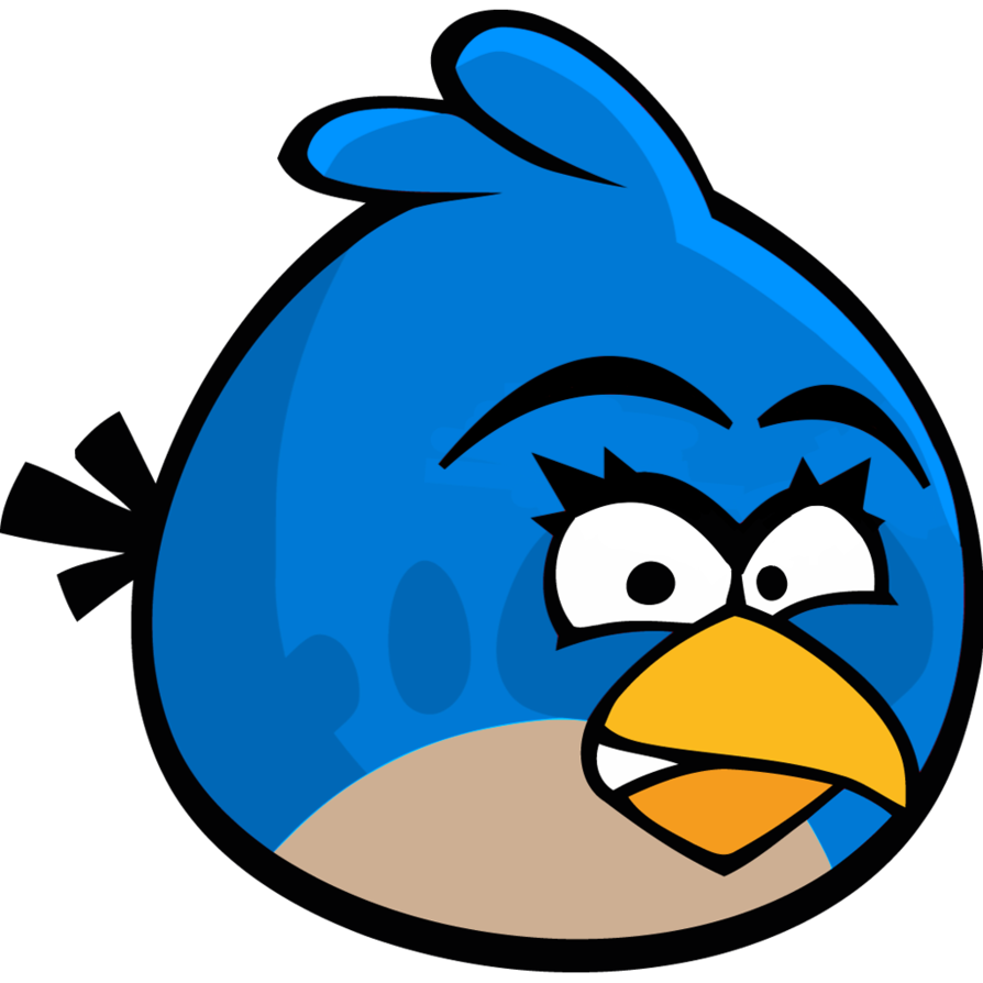 Clipart thermometer happy. Angry bird turns to
