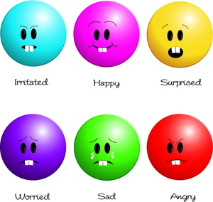 Angry clipart happy. Emotion image emoticon faces