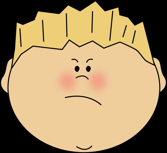 Shy clipart kid upset. Emotions clip art images