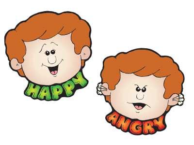Angry clipart happy. And face visuals finch