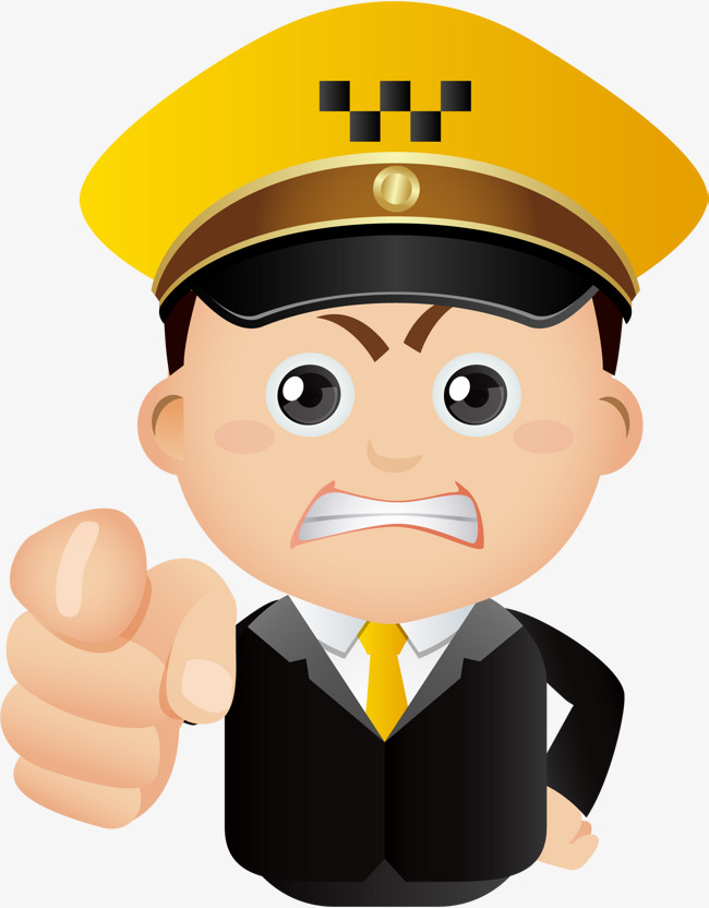 Police officer criminal png. Angry clipart irate