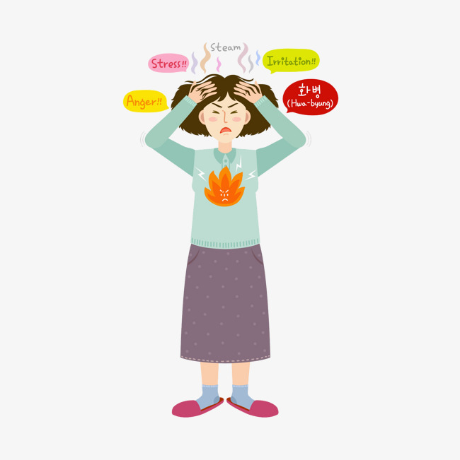 Woman beautiful lovely png. Angry clipart irate