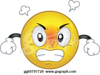 Angry clipart irate. Clip art
