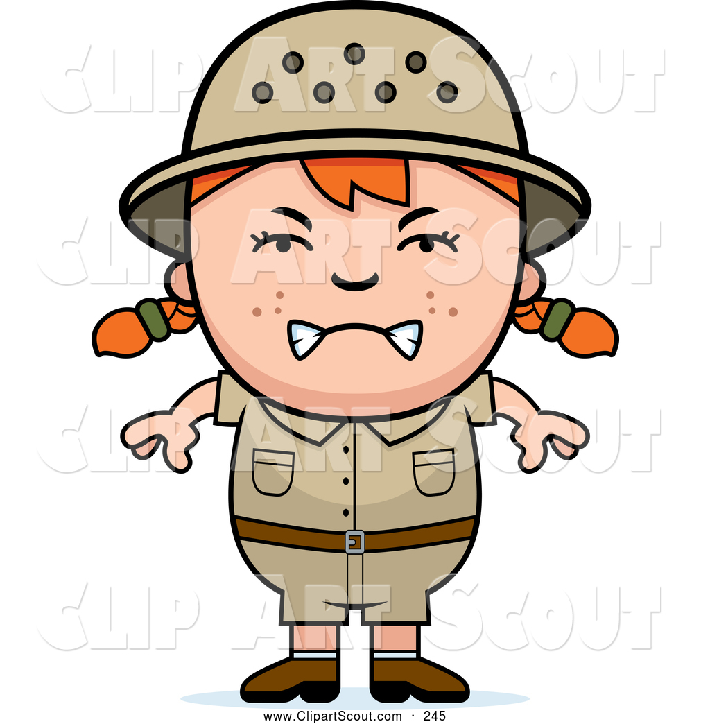 Angry clipart mad. Of a or red