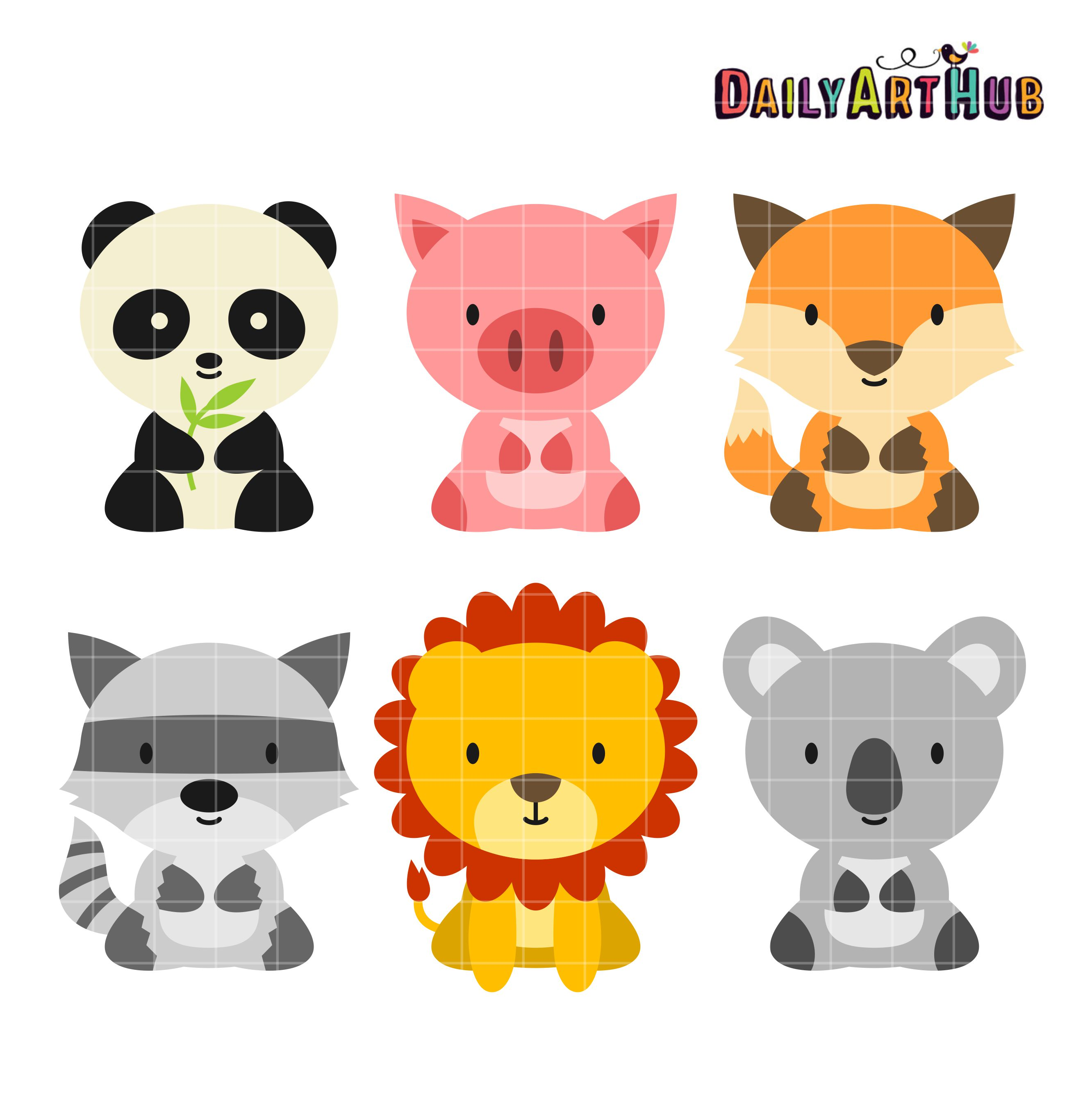Free baby cliparts download. Animal clipart