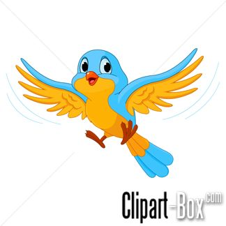 best images on. Birds clipart magical