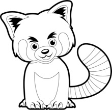 Animals clipart black and white. Free outline clip art