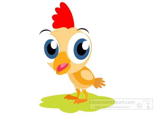 Animals clipart bird. Animal cute cartoon little