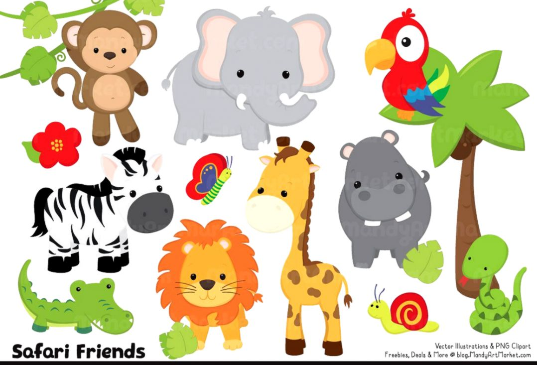 Animals clipart cute. Look wallpapers