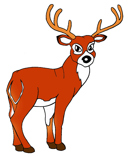 United states clip art. Hunting clipart deer logo