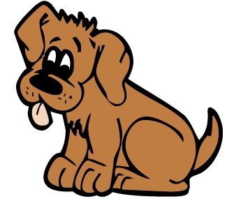 Animals clipart dog. Free clip art dogs