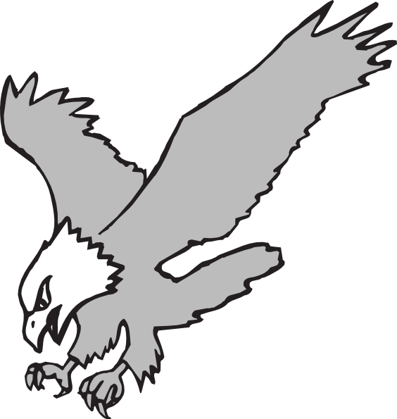 Animal clip art eagles. Animals clipart eagle