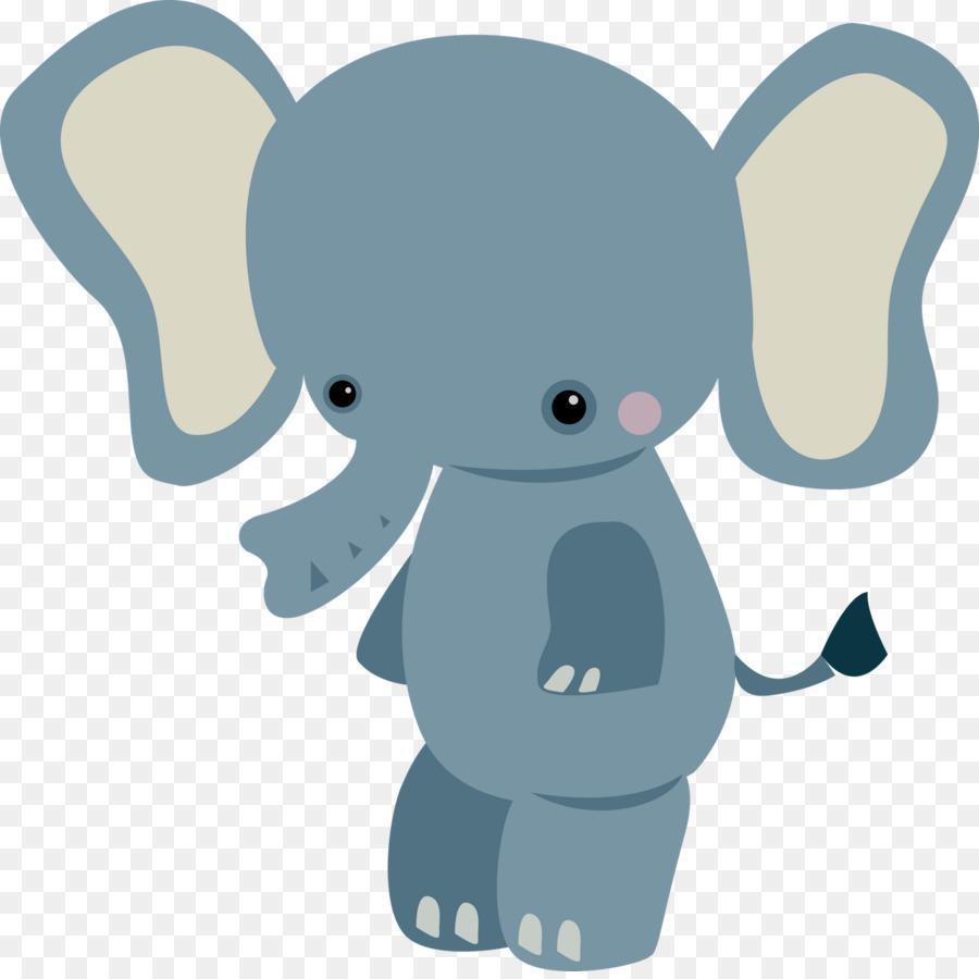 Baby jungle infant clip. Animals clipart elephant