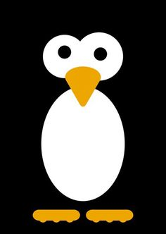 Lovely pinterest penguins animal. Animals clipart penguin