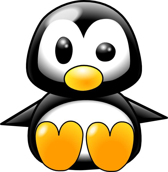 Animals clipart penguin.  best animales predise