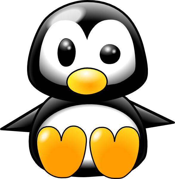 Animals clipart penguin.  best animales predise