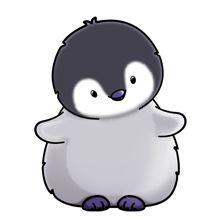 best dibujos de. Clipart penquin little penguin