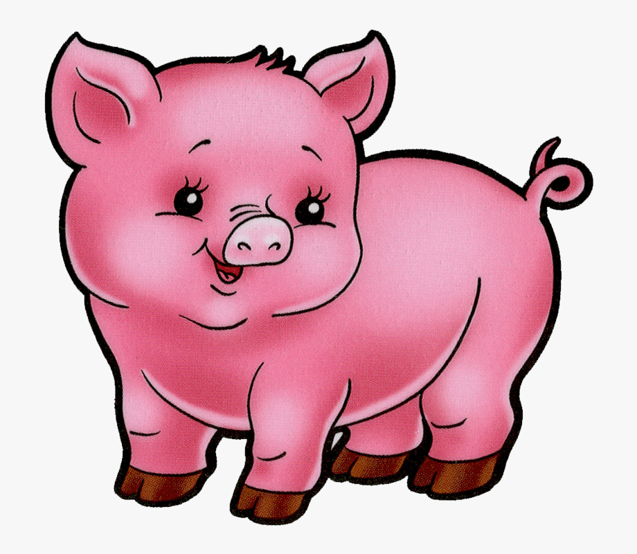 Animal farm by amy. Animals clipart pig