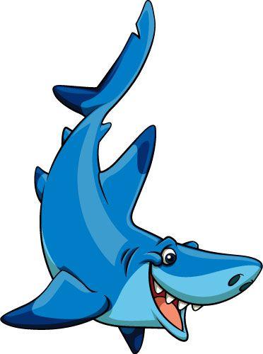 Animals clipart shark.  best rekin images