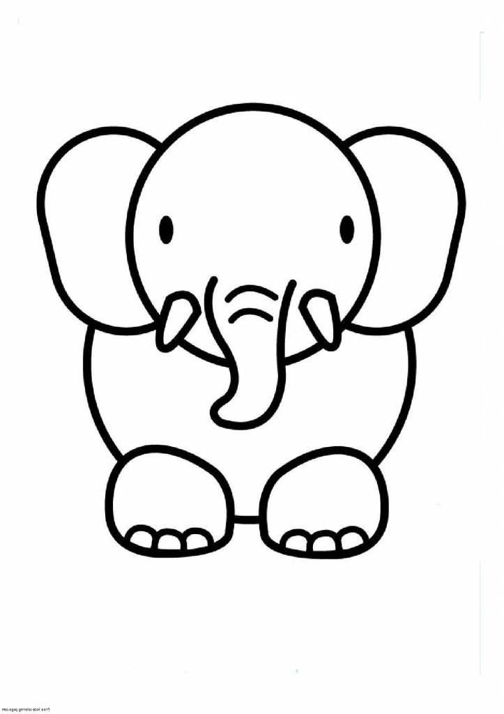 collection of drawing. Animals clipart easy