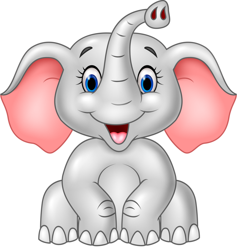 Animals clipart elephant.  png clip art