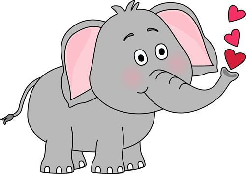 Animals clipart elephant.  best images on
