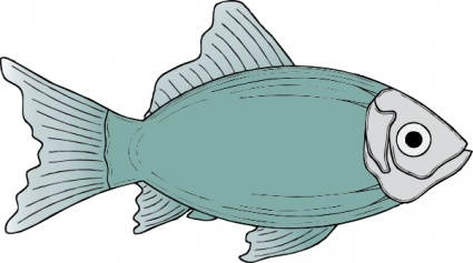 Animals clipart fish. Clip art downloadclipart org